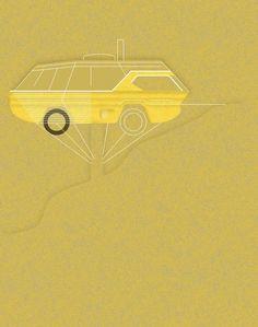 Dodge Deora, 1977 / John Lautner, Chemosphere, 1960