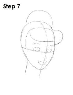 How to draw cinderella step 6 cinderella drawing, disney drawings, disney quotes, art Easy Disney Drawings, Disney Princess Drawings, Cartoon Drawings, Easy Drawings, Animal Drawings, Drawing Disney, Cinderella Drawing, Cinderella Wallpaper, Rainbow Dash