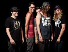 The Dirty Heads \m/