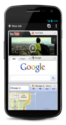 Introducing Chrome for Android