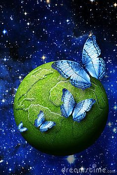 Save our earth.