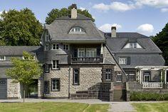 Art Nouveau (Bruselas) Henry van de Velde (1873-1957) Villa Hohenhof (1906)