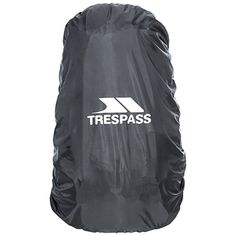 Trespass Rain Rucksack Cover - Black, Medium
