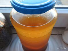 Domácí dýňový sirup — dobrota nejen do kafe | Freeze Pumpkin Spice Latte, Korn, Drink Bottles, Drinks, Syrup, Drinking, Beverages, Drink, Beverage