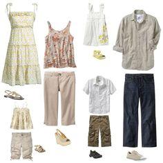 Spring Summer wear