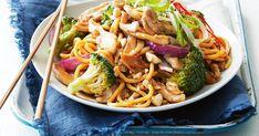 15 minute Chicken, Broccoli and Cashew stir-fry