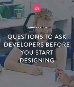 Questions to ask developers before you start designing - InVision Blog