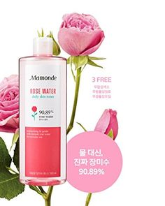 AMOREPACIFIC Mamonde ROSE WATER TONER 250ml, Korean cosmetics, Korean Beauty Mamonde