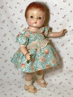 """RARE Effanbee 1930's Early Patsy Joan 15"""" : Dollyology Vintage Dolls & Antiques / Collectibles 