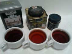 Mencicipi Earl Grey tea dari Ahmad Tea, Dilmah, dan Monarch Butterfly