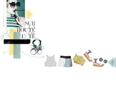 """on the road to summer"" by jaqenhghar on Polyvore"