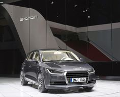 .@TheCarAddict Audi plans 1-Litre-Car, either based on A1 or Q2 Coupe ~ The Car Addict Autoblog
