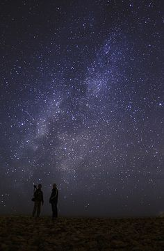 Under the Milky Way   by J.L.Silva
