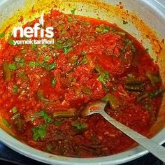 Winter Hot Sauce Making - Firdes backen recipes bread Spicy Sauce, Hot Sauce, Pickled Vegetables Recipe, Hairstyle Trends, Turkish Recipes, Ethnic Recipes, Homemade Beauty Products, Pie Recipes, Vegetable Recipes