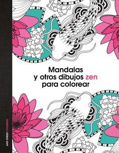Descargar MANDALAS Y OTROS DIBUJOS ZEN PARA COLOREAR gratis| Librosya - Ebooks…
