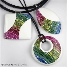 from polymer clay