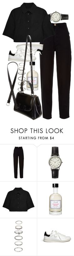 """""""Untitled #8638"""" by nikka-phillips ❤ liked on Polyvore featuring Chanel, FOSSIL, Alexander Wang, Fresh, Forever 21, Étoile Isabel Marant, Fendi, H&M, women's clothing and women"""