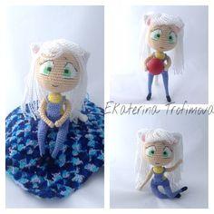 А вот из последних девочка кошка у меня)) милая и игривая)) девочка на каркасе, рост 16 см #вязание #вязанаякукла #вязаниекрючком #кукла #кот #кошка#своимируками #ручнаяработа #игрушка #амигуруми #хендмейд #crochet #cat #doll #knitting #kuklitrofi #handmade #hobby #toy #crochetdoll