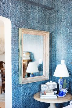 Dress Your Walls - Why Unexpected Textures Make Your Home So Luxe - Photos