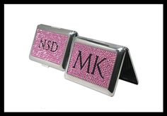 Custom Mary Kay business card cases
