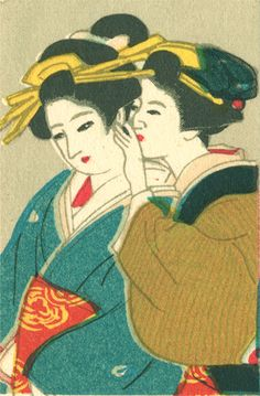 Japanese matchbox label by Shailesh Chavda, via Flickr