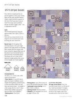 Shirt Stripe Kaffe Fassett Quilt saw this in the summer at a talk kaffe did this picture doesn't do it credit its a wonder example of kaffes love of Grey  tones