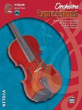 Orchestra Expressions™, Book Two: Student Edition (Book & CD)