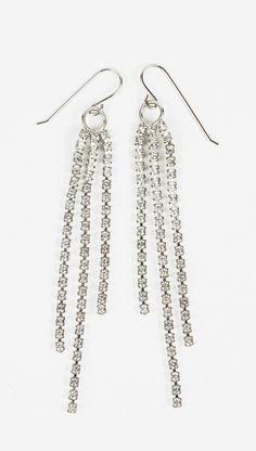 Bergdorf Goodman Silver Earrings