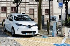 #Diva #G2Mobility #Zoé #Renault #Rouen #zeroemission #electricrvehicle