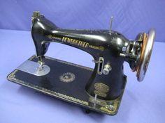 レトロ アンティークNEWBROTHERHA 2型ミシン Antique sewing machine ¥12800yen 〆04月07日
