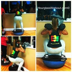 'Got Booty' #hourglassworkout tank top available at HourglassWorkout.com