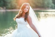 Wreck the Dress || Lake Lanier Abby Williams Photography