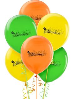 Backyardigans Balloons 6ct - Party City $1 each