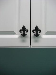 3 3/4 96 Cabinet Door Handle Pull Dresser Drawer by LynnsGraceland ...