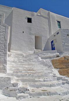 Sifnos-Castle by Simos Simos on 500px