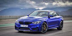 Nouvelle BMW M4 CS