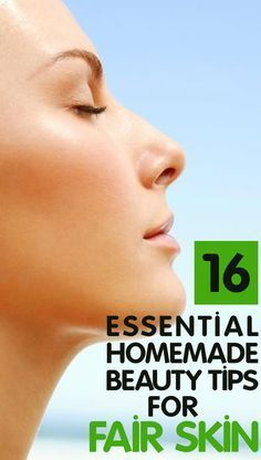 Here we present 16 effective homemade beauty tips on how to become fair. Try these fairness tips and see the results for yourself.