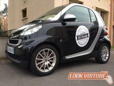 Stickers Voiture – Scarlett dans le 69   Blog Lookvoiture.com, spécialiste des autocollants voiture