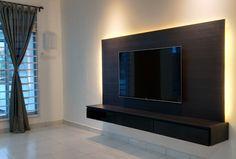 Hall Interior, Interior Design Tips, Tv Showcase, Modern Tv Wall Units, Simple Tv, Modern Hall, Tv Stand Designs, Living Room Tv Unit Designs, Tv Wall Decor