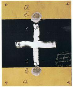 Informalismo. Pintura matérica.Antoni Tàpies - Dietari núm (5,2002)