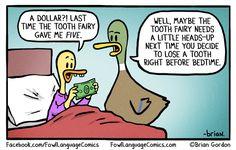 toothfairy bonus