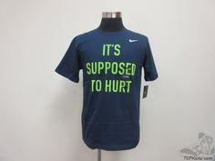 Men's Apparel : Nike Its Supposed To Hurt Shirt #Nike #tcpkickz