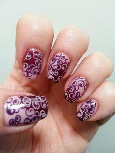 IBD nail art Nail Art 2014, Creative Nails, Gel Polish, Beauty, Finger Nails, Ongles, Gel Nail Varnish, Cosmetology, Nail Polish