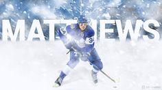 #34 Auston Matthews Toronto Maple Leafs