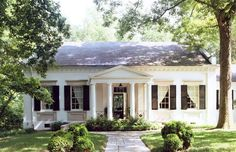 small classical houses - Google Search