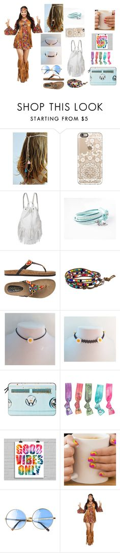 """""""Hippie"""" by cutie-one01 ❤ liked on Polyvore featuring мода, Casetify, Coconuts и Pura Vida"""