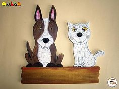 anjelicek / Menovka - psík a mačička