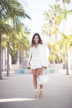 Flattering All White Ensembles ME 2.0 - All White Party