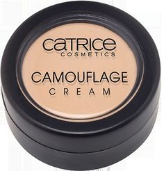 Catrice Camouflage Cream = MAC Studio Fix Concealer dupe #MUADupeDay