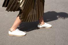 Basket Espadrille Canal Saint Martin chaussure pour femmes.
